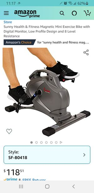 Mini Exercise Bike for Sale in Orlando, FL