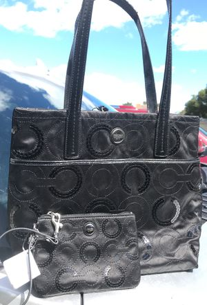Coach purse and Wallet for Sale in Orlando, FL
