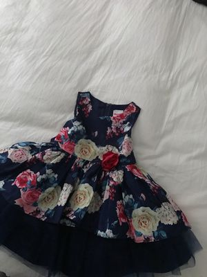 Nannette Girl Blue Dress 3T for Sale in Tampa, FL
