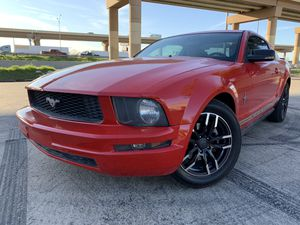 2007 Ford Mustang PONY PACKAGE EXCELLENT CONDITION for Sale in Dallas, TX