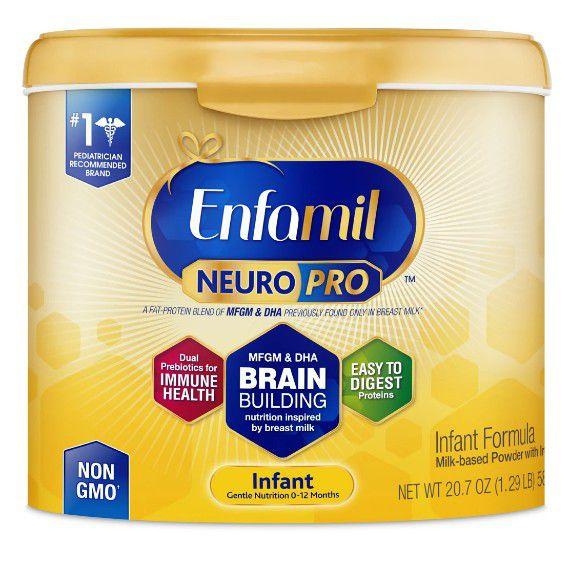 Enfamil infant formula. Brand new. Sealed. Paid $30 each. Have 3.