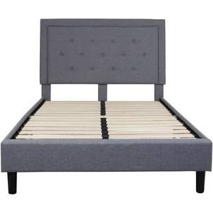 New in box king platform bed frame for Sale in Bakersfield, CA