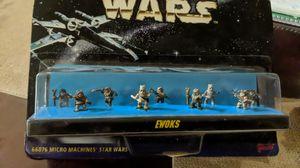 1996 Micro Machines Star Wars EWOKS Action Figures for Sale in Farmersville, CA