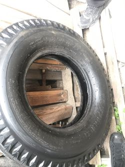 Tractor tire 7.50-16 LT for Sale in Gardena,  CA