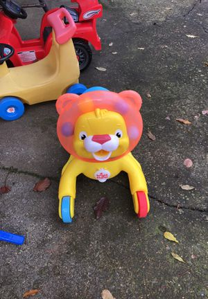 Ride on kids toy works perfect for Sale in Aberdeen, WA