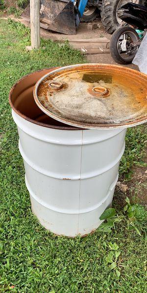 55 gallon barrel for Sale in Beechgrove, TN