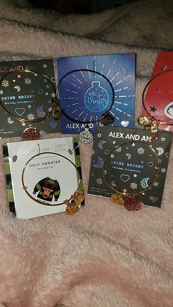Alex &Ani bracelets