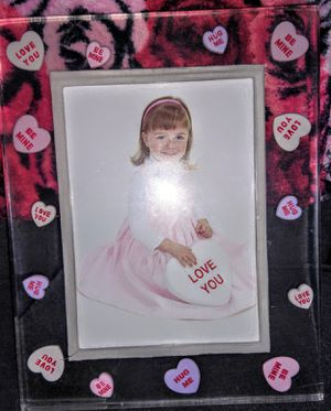 Valentine's Day picture frame for Sale in Westgate, NY