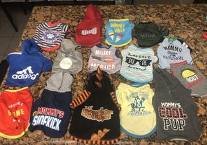 Dog Clothes Set (XXS - S) for Sale in Westminster, CA