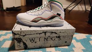 New Air Jordan Wings Size 10 for Sale in Corinth, TX