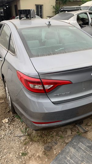 Hyundai sonata 2015-2018 parting out for Sale in Fontana, CA