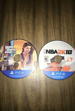 PS4 Games for Sale in Ashburn, VA