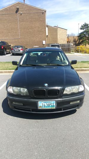 2001 BMW 330i for Sale in MONTGOMRY VLG, MD