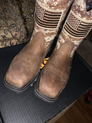 Ariat boots for Sale in Fort Worth, TX