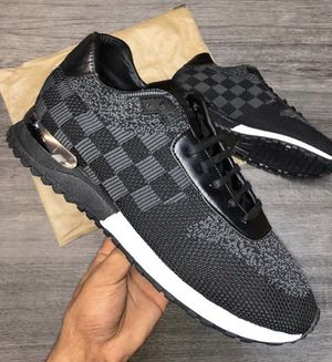 black supreme/ Louis Vuitton shoes for Sale in Sacramento, CA