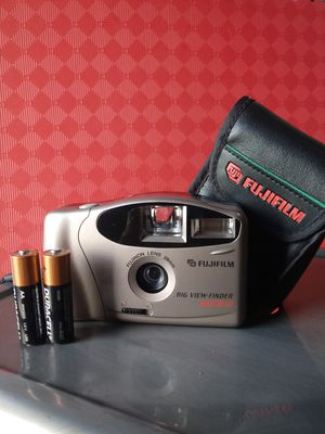 Fujifilm Big Viewfinder Auto 10 Point-n-shoot TESTED for Sale in Montclair, CA