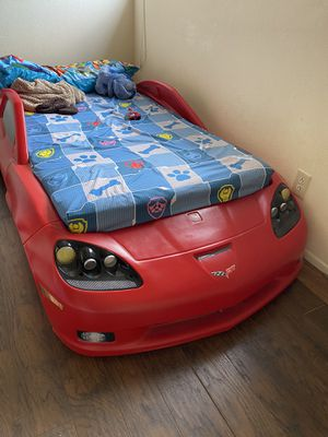 Race car twin bed. for Sale in Lakeside, CA