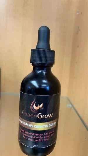 CoacoGrow keratin gold serum for Sale in Smyrna, GA