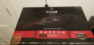 XFX RX 580 8G for Sale in Los Angeles, CA