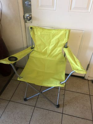 Camping chair for Sale in Fresno, CA