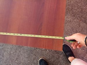 2ft by 2ft nice short wood table good for an end table or whatever for Sale in Arlington, TX