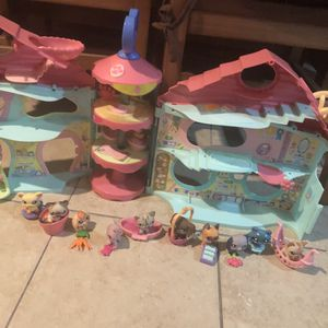 Littlest pet shop lot for Sale in Chicago, IL