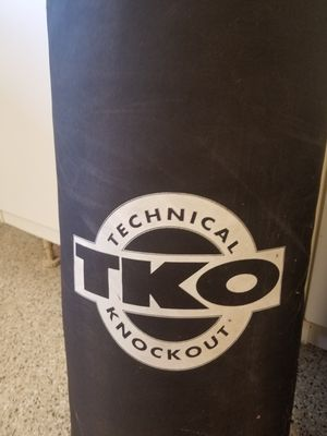 50 Pound Heavy Bag, Kick Pad, Speed Pads, Boxing Gloves for Sale in San Diego, CA