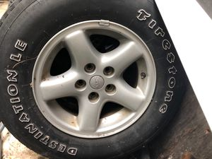 Cherokee rims for Sale in Miami, FL