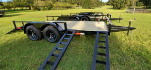 7x14 TA Utility Trailer with Ramps - NEW 2021 for Sale in Dona Vista, FL