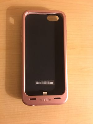 Mophie Charge Case For IPhone 6s for Sale in Odenton, MD