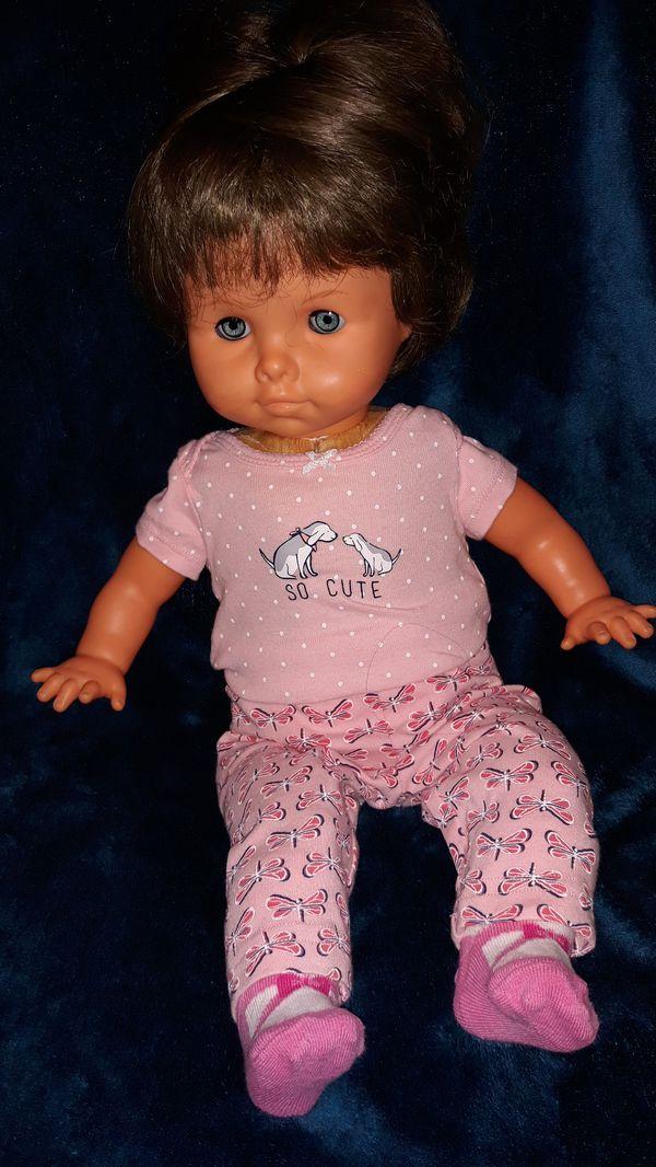 Zapf doll 50/18 ,sof doll,$15.00