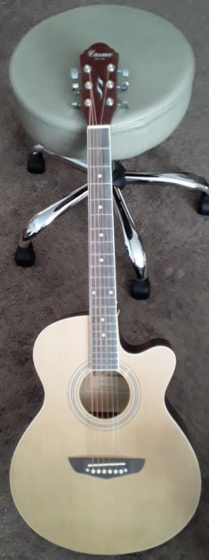 Brand new concert grand acoustic cutaway guitar for Sale in Mt. Juliet, TN