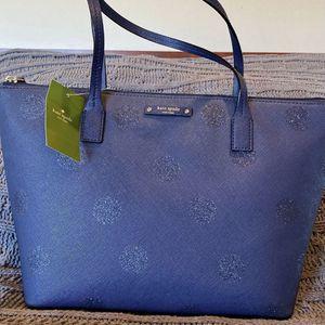 Kate Spade Bag Navy NWT for Sale in Huntington Beach, CA