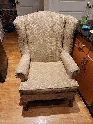 Wingback chair for Sale in Westminster, CO