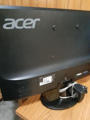 Acer computer monitor for Sale in Denver, CO