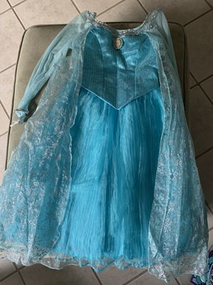 Girls Elsa Dress for Sale in Orlando, FL