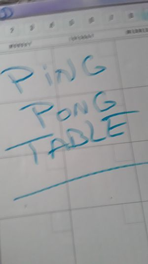 Ping Pong Table for Sale in US