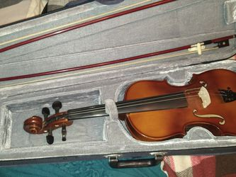 Violin With Case & 2 Bows for Sale in Richardson,  TX