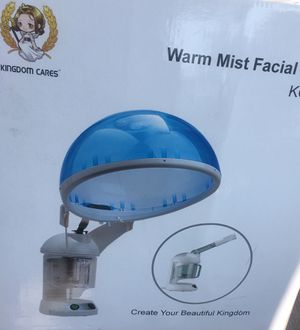 Hair and Facial Steamer for Sale in Cranston, RI