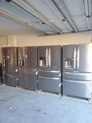 Brand new whirlpool fridges.. 4 doors for Sale in Riverview, FL