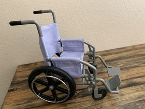 American Girl Doll Wheelchair and Accessories for Sale in Lake Forest, CA