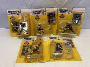 Hockey Figurines Still in Package 1995 Starting LineUp NHLPA for Sale in Fort Lauderdale, FL
