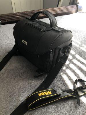 Nikon DSLR Camera Bag for Sale in Raleigh, NC