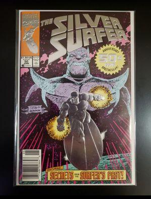 Marvel Comic Book The Silver Sufer Vol. 50 June for Sale in Pembroke Pines, FL
