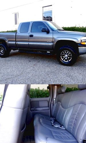 2001 Chevrolet Silverado for Sale in Abilene, TX