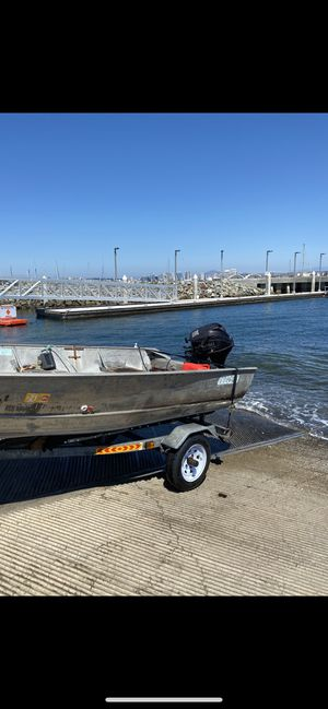 12ft Gregor aluminum boat for Sale in Santee, CA