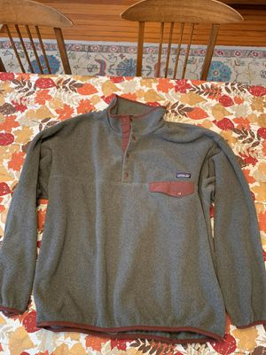Men's XL Patagonia Synchilla Pullover for Sale in Portland, OR