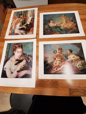 2 Groups of Prints To be framed for Sale in Seattle, WA