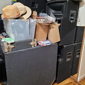 DJ Audio EQUIPMENT for Sale in Atherton, CA
