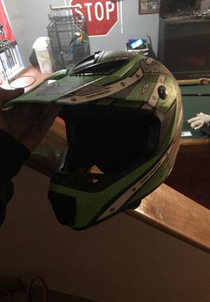 Dirt bike helmet for Sale in Columbus, OH
